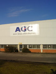 AGC Glass Distribution Bordeaux - Juin 2012